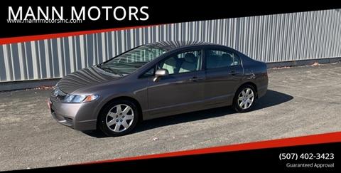 2009 Honda Civic for sale in Albert Lea, MN