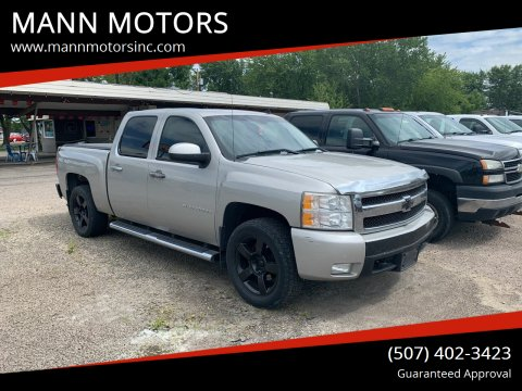 2007 Chevrolet Silverado 1500 for sale at MANN MOTORS in Albert Lea MN