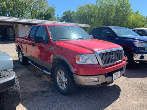 2004 Ford F-150 for sale at MANN MOTORS in Albert Lea MN
