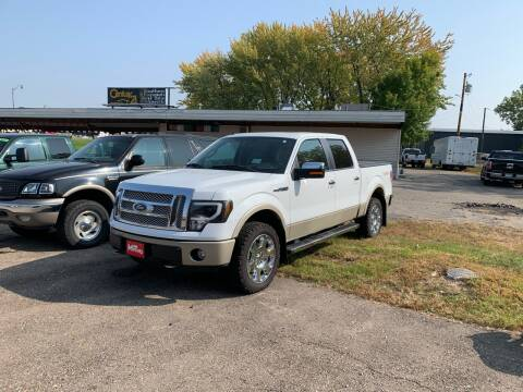 2010 Ford F-150 for sale at MANN MOTORS in Albert Lea MN