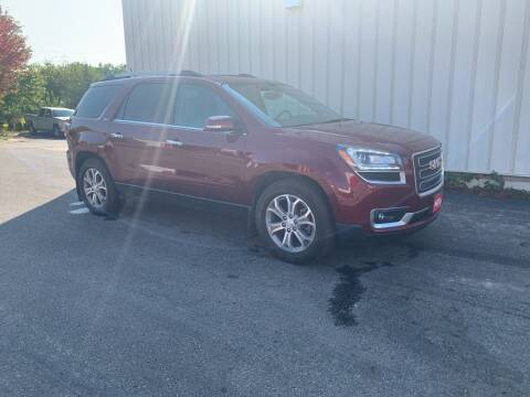 2015 GMC Acadia for sale at MANN MOTORS in Albert Lea MN