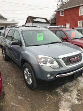 2007 GMC Acadia for sale at MANN MOTORS in Albert Lea MN