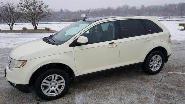 Ford Edge For Sale At Mann Motors In Albert Lea Mn