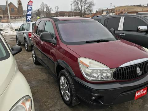2005 Buick Rendezvous for sale at MANN MOTORS in Albert Lea MN