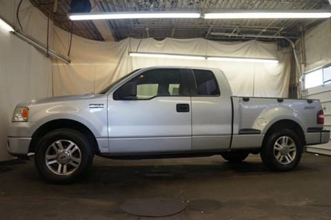 2007 Ford F-150 for sale in Barberton, OH