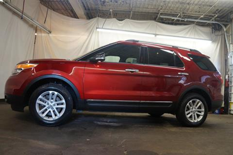 2015 Ford Explorer for sale in Barberton, OH