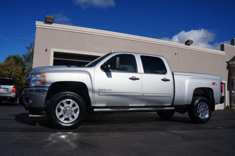 2011 Chevrolet Silverado 2500HD for sale in Barberton, OH