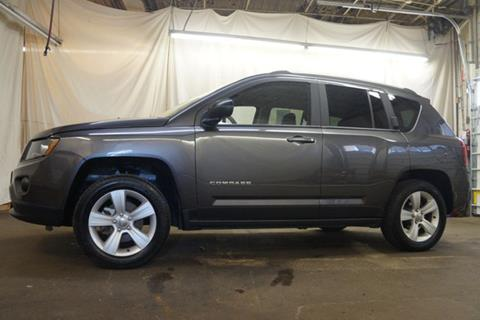 2016 Jeep Compass for sale in Barberton, OH