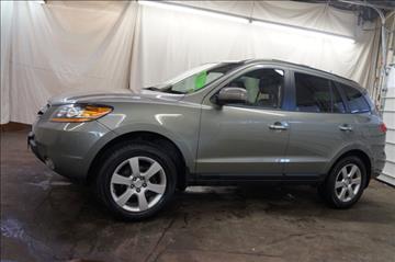 2008 Hyundai Santa Fe for sale in Barberton, OH