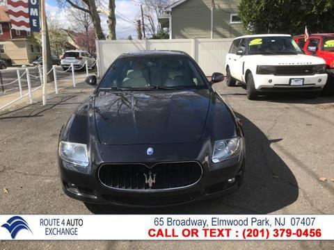 2011 Maserati Quattroporte
