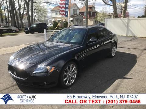 2011 Maserati Quattroporte for sale in Elmwood Park, NJ