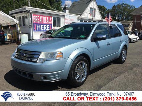 2008 Ford Taurus X for sale in Elmwood Park, NJ