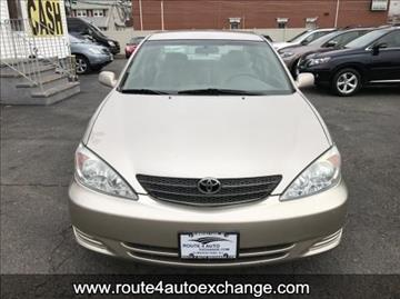 2004 Toyota Camry for sale in Elmwood Park, NJ