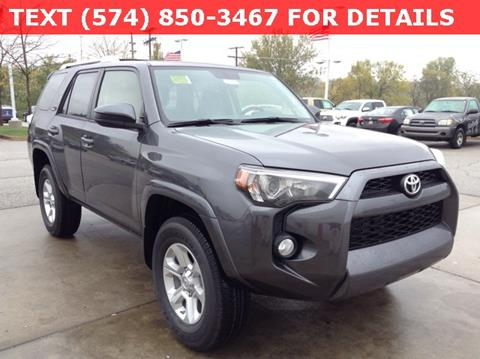 2018 Toyota 4Runner for sale in South Bend, IN