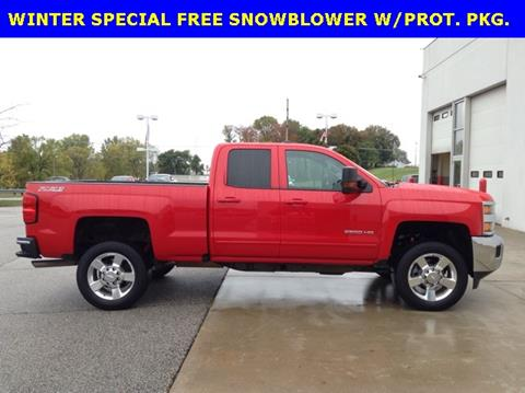 2016 Chevrolet Silverado 2500HD for sale in South Bend, IN