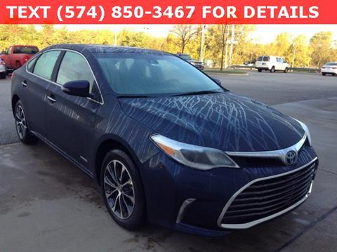 2018 Toyota Avalon Hybrid for sale in South Bend, IN