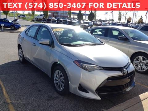 2018 Toyota Corolla for sale in South Bend, IN