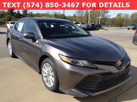 2018 Toyota Camry for sale in South Bend, IN