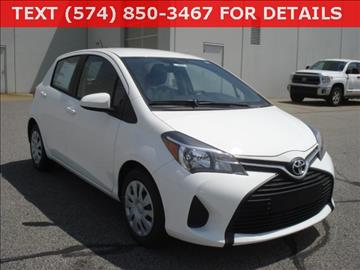 2016 Toyota Yaris for sale in South Bend, IN