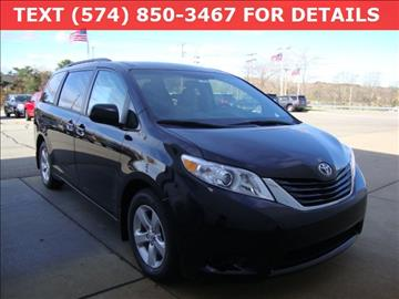 2017 Toyota Sienna for sale in South Bend, IN