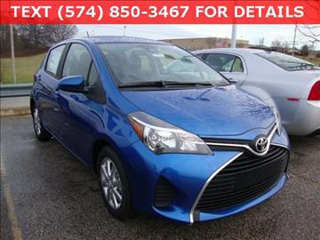 2017 Toyota Yaris for sale in South Bend, IN
