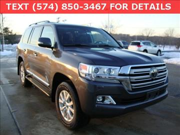 2017 Toyota Land Cruiser for sale in South Bend, IN