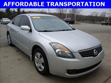 2007 Nissan Altima for sale in South Bend, IN