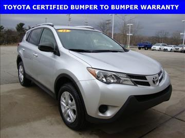 2014 Toyota RAV4 for sale in South Bend, IN