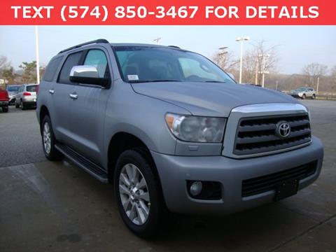 2017 Toyota Sequoia for sale in South Bend, IN