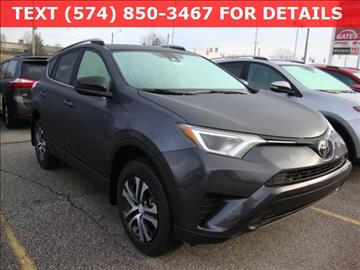 2017 Toyota RAV4 for sale in South Bend, IN