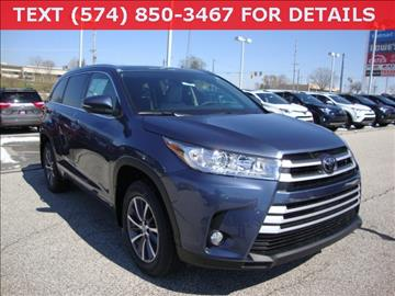 2017 Toyota Highlander for sale in South Bend, IN