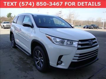 2017 Toyota Highlander Hybrid for sale in South Bend, IN