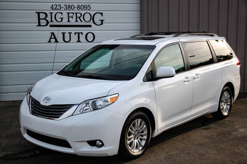 2013 Toyota Sienna For Sale At Big Frog Auto In Cleveland TN