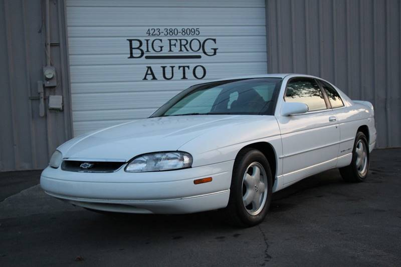 Javsunxxclub 1997 Chevrolet Monte Carlo For Sale At Big Frog Auto In Cleveland TN
