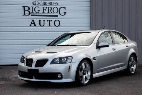 2009 Pontiac G8 for sale in Cleveland, TN