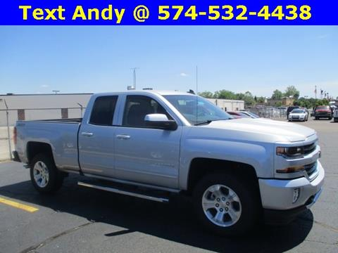 2017 Chevrolet Silverado 1500 for sale in Mishawaka IN