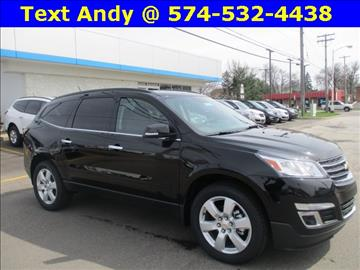 2017 Chevrolet Traverse for sale in Mishawaka, IN