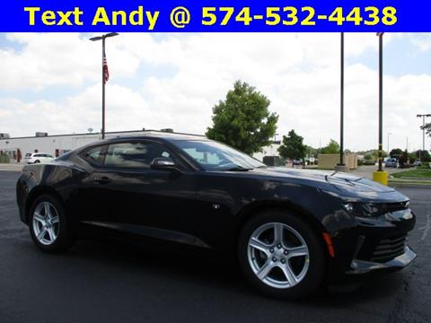 2018 Chevrolet Camaro for sale in Mishawaka, IN