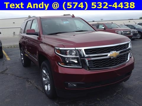 2017 Chevrolet Tahoe for sale in Mishawaka IN
