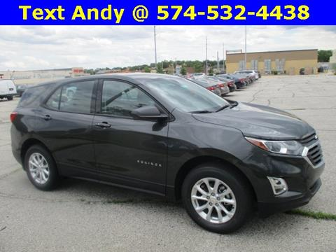 2018 Chevrolet Equinox for sale in Mishawaka IN