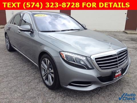 2014 Mercedes-Benz S-Class for sale in Mishawaka IN