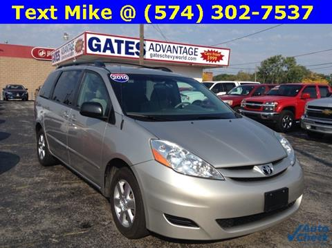 2010 Toyota Sienna for sale in Mishawaka IN