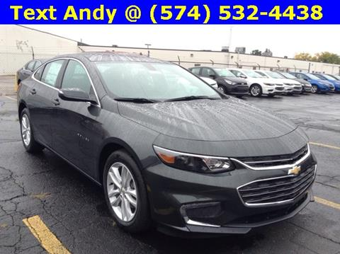 2018 Chevrolet Malibu for sale in Mishawaka IN