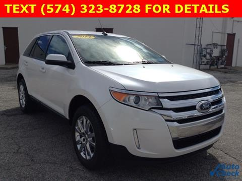 2014 Ford Edge for sale in Mishawaka IN