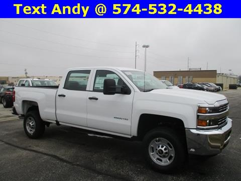 2017 Chevrolet Silverado 2500HD for sale in Mishawaka, IN