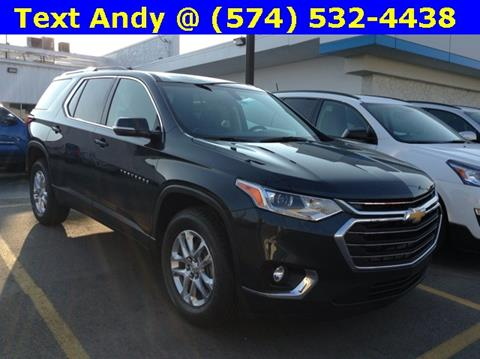 2018 Chevrolet Traverse for sale in Mishawaka IN