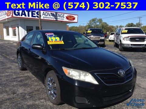 2011 Toyota Camry for sale in Mishawaka IN