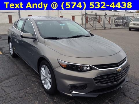 2018 Chevrolet Malibu for sale in Mishawaka, IN