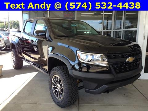 2018 Chevrolet Colorado for sale in Mishawaka IN