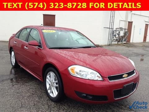 2015 Chevrolet Impala Limited for sale in Mishawaka IN